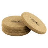 The Classic Kitchen Cork Coaster Set of 4