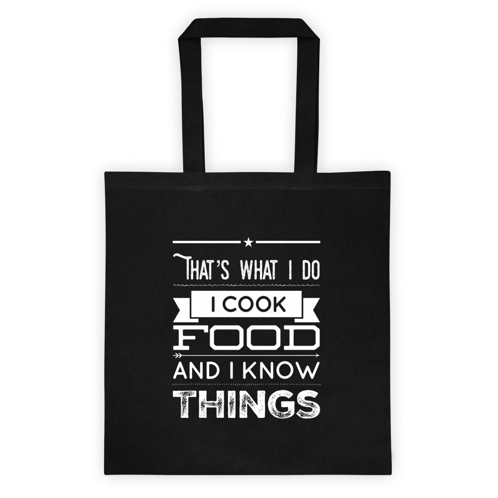 That's What I Do Tote bag