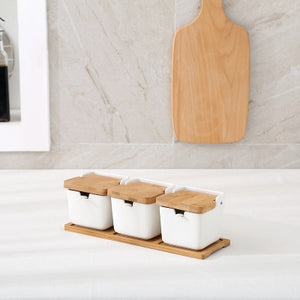 Ceramic Storage Containers