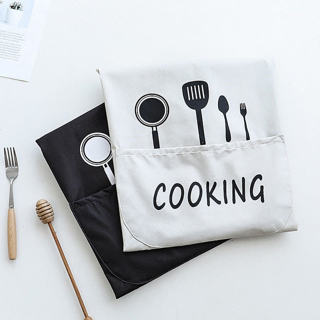 Waterproof Polyester Cooking Apron