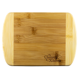 The Classic Kitchen Round Edge Wood Cutting Board