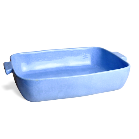 Cozina Rectangular Baker - Blue
