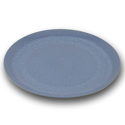 Rhapsody Round Serving Platter - Blue