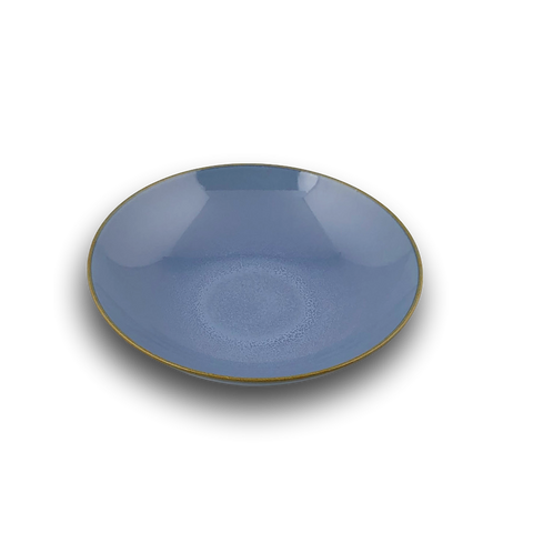 Rhapsody Medium Bowl - Blue