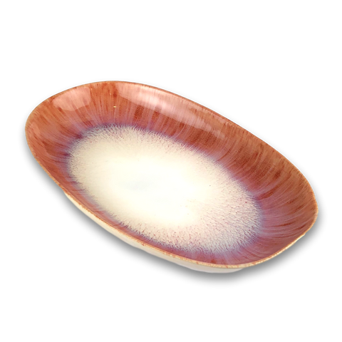Honeysuckle Medium Oval Tray