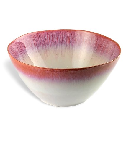 Honeysuckle Deep Serving Bowl