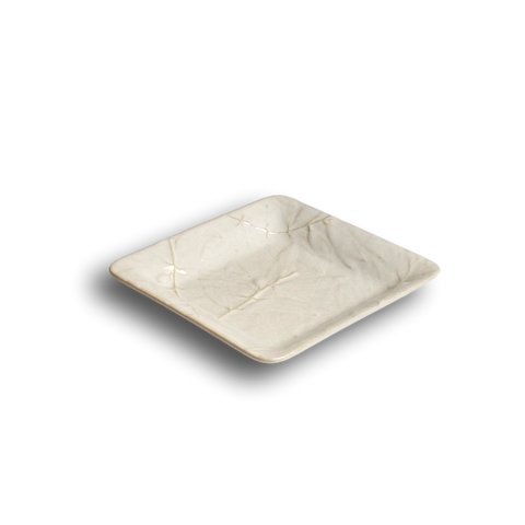 "Oliveira 7"" Square Tray-Set of 2"