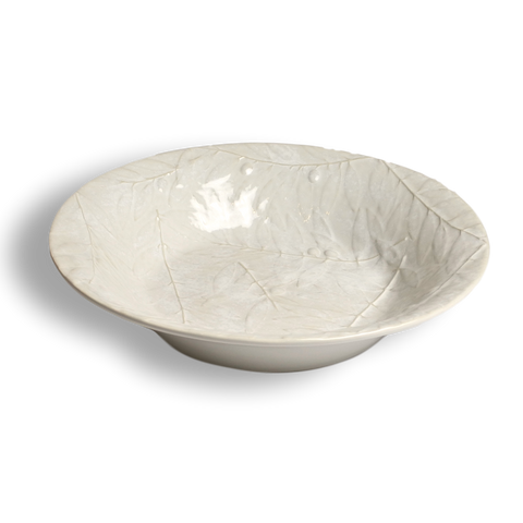 Oliveira Low Bowl