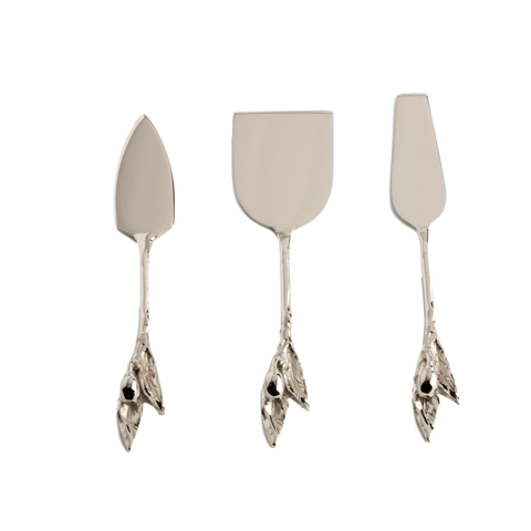 Oliveira Cheese Knives-Set of 3