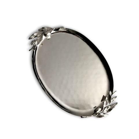Oliveira Medium Oval Tray