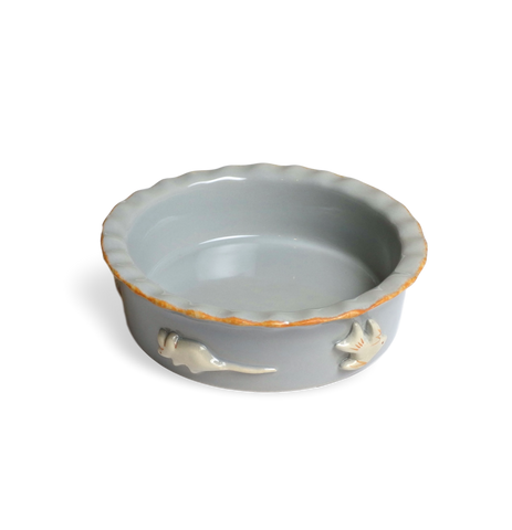 Cat Bowl - French Grey