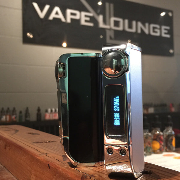 Surefire Vapor – The Castle Box Mod