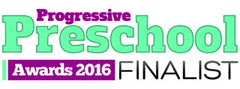 LapBaby is a finalist in the Progressive Preschool Awards 2016