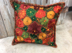 Beautiful, Guatemalan made pillow covers.  18 by 18 inches.