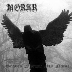 Morkr - Graves Forgot My Name cassette - Broken Limbs Recordings