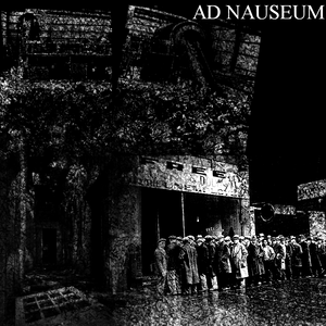 BLR059: Ad Nauseum - S/T cassette - Broken Limbs Recordings
