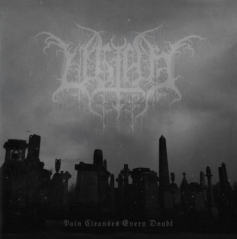 Ultha - Pain Cleanses Every Doubt LP - Broken Limbs Recordings
