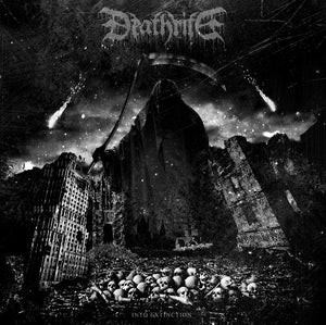 Deathrite - Into Extinction LP - Broken Limbs Recordings