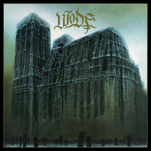 WODE - S/T CD - Broken Limbs Recordings