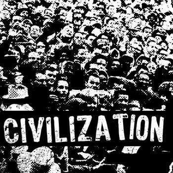 Civilization - S/T LP - Broken Limbs Recordings