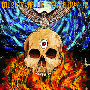 "Musket Hawk / Sunburster Split 7"" - Broken Limbs Recordings"