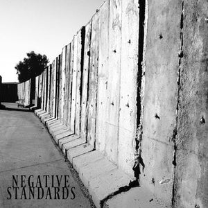 Negative Standards - I.II.III.IV.V LP - Broken Limbs Recordings