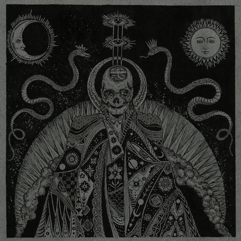Fórn - The Departure Of Consciousness CD - Broken Limbs Recordings