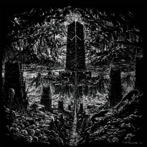 "Heresiarch - Waelwulf 7"" - Broken Limbs Recordings"