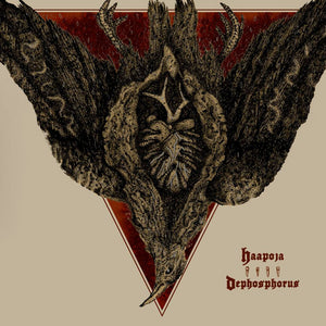 Dephosphorus / Haapoja - Collaboration LP - Broken Limbs Recordings