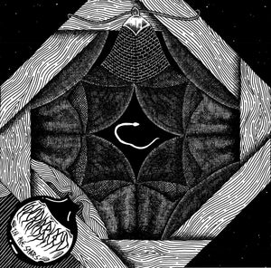 Wormsblood - In The Stars LP - Broken Limbs Recordings