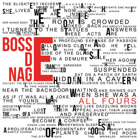 Bosse-de-Nage - All Fours DLP - Broken Limbs Recordings