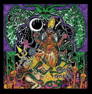 Cape of Bats - Violent Occultism LP - Broken Limbs Recordings