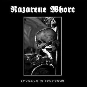 "Nazarene Whore / Nocturnal Evil ‎– Invocations Of Necro-Sodomy / Dark Realm Of Mysticism 7"" - Broken Limbs Recordings"