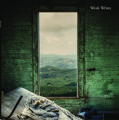 Weak Wrists - S/T LP - Broken Limbs Recordings