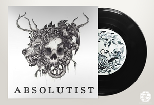 "BLR054: Absolutist – Traverse 7"" - Broken Limbs Recordings"