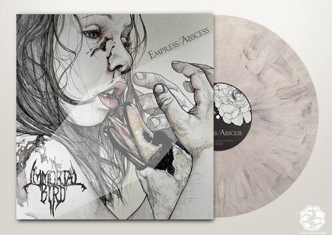 BLR055: Immortal Bird - Empress/Abscess LP - Broken Limbs Recordings