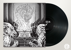 "BLR049: Mortals / Repellers Split 10"" - Broken Limbs Recordings"