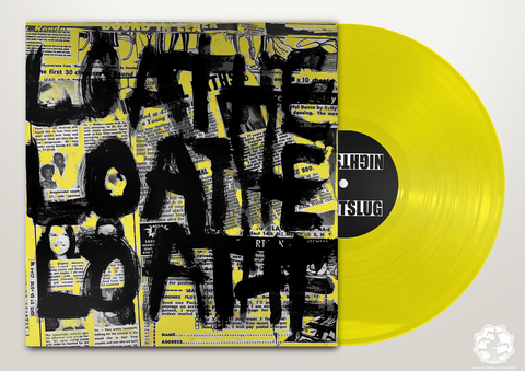 BLR052: Nightslug - Loathe LP - Broken Limbs Recordings