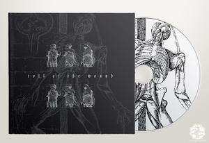 BLR026: Of Spire & Throne – Toll of the Wound CD - Broken Limbs Recordings