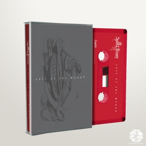 BLR026: Of Spire & Throne – Toll of the Wound cassette - Broken Limbs Recordings