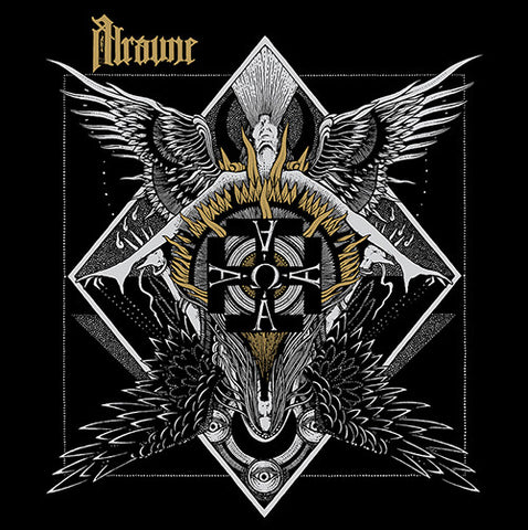 Alraune – The Process of Self-Immolation LP - Broken Limbs Recordings