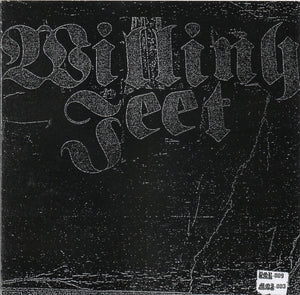 "Willing Feet - S/T 7"" - Broken Limbs Recordings"