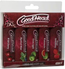 Oral Delight Gel - Multi 5-Pack