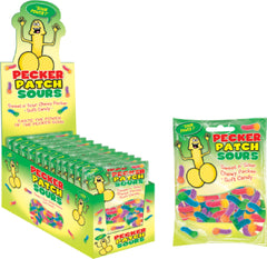 Pecker Patch Sours (12 X Display)