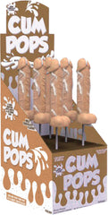 Cum Pops Milk Chocolate
