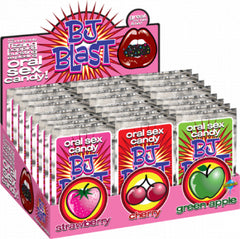 Bj Blast Oral Sex Candy (36 X Display)