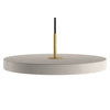 Danish Modern LED Halo Lamp