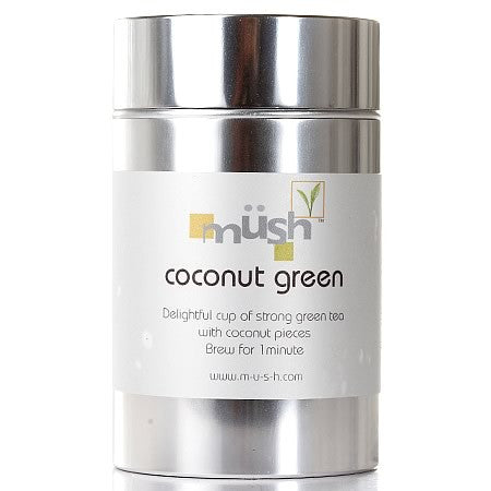 Coconut Green Blended Japanese Premium Loose Leaf Green Tea