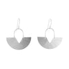 Daphne Semicircle Goddess Earrings
