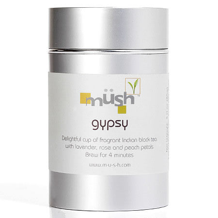 Gypsy Blended Assam Premium Loose Leaf Black Tea
